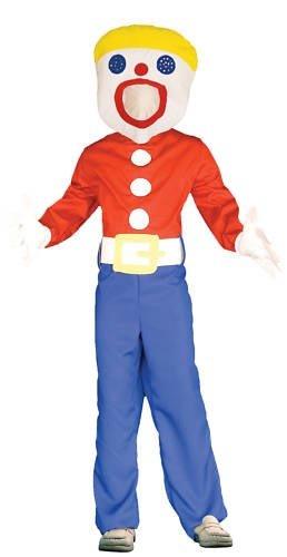 Mr Bill Halloween Costume