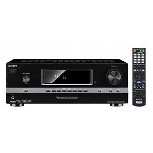 Sony STR-DH510 5.1-channel High-Definition AV Receiver (Black)