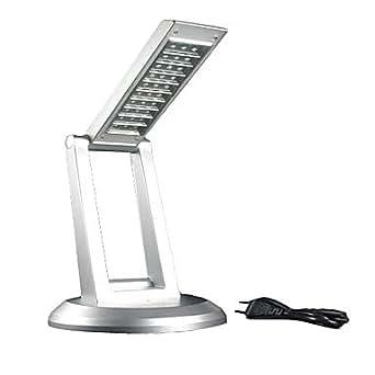 1.8W solare luci alimentate da tavolo in plastica con luci ...