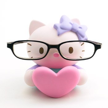 Hello Kitty Eyeglasses Stand: Pink Heart at Sears.com