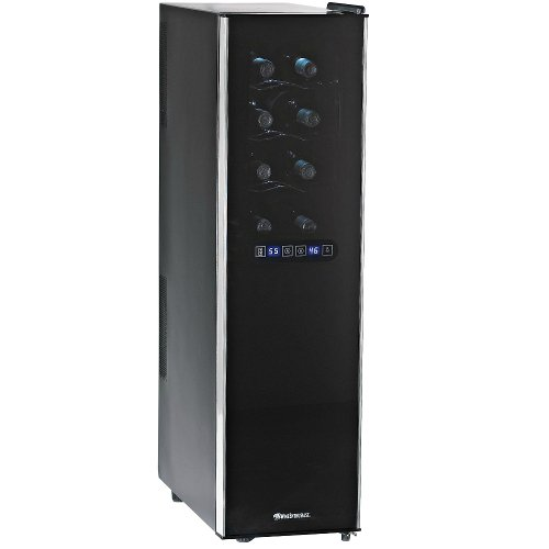 Wine Enthusiast 18 Bottle Touchscreen Wine Refrigerator