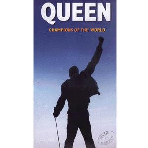 Queen - Champions of the World [VHS]
