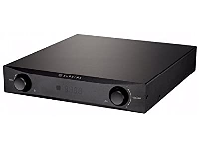 NuPrime IDA-8 Ultra Low Noise Class A+D Integrated Amplifier with DAC and Hi-Res Bluetooth Streaming by NuPrime Audio