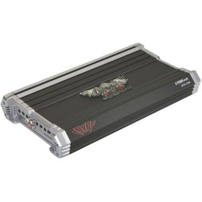 Power Acoustik Cpt41700 1700W 4 Ch Car Audio Amplifier Amp Cpt4-1700