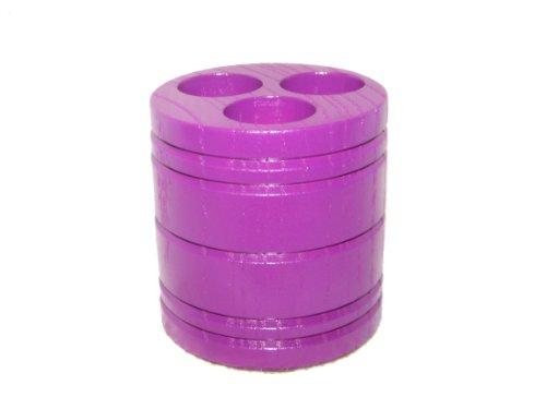 Vapor Stands Trek-E Ecig Cup Holder Insert - Purple V3