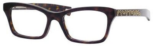 Marc JacobsMARC JACOBS Eyeglasses 370 0086 Dark Havana Size 51MM NEW