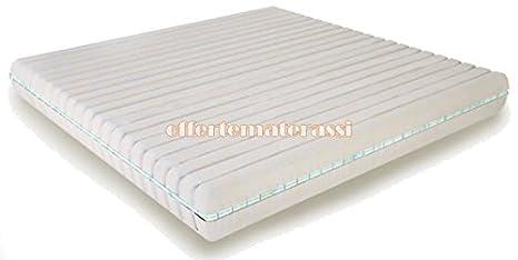 Materasso matrimoniale 100% Lattice Equilibrio Effetto Casa 160x190-195-200 cm