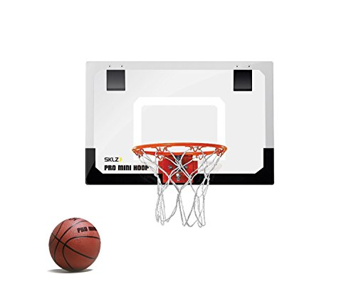 SKLZ Pro Mini Basketball Hoop W/ Ball. 18