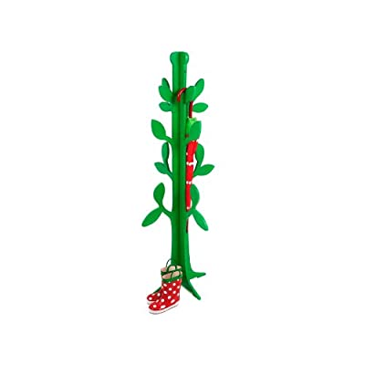 JIP MDF Coat Hanger One Two Tree, Green