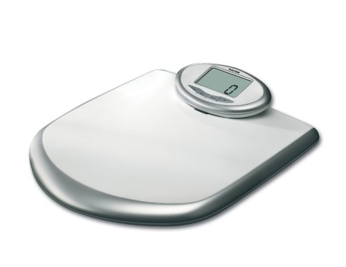 Salter 9191 Fitness Plus Personal Scale With Clock