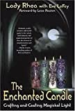 cover of The Enchanted Candle: Crafting and Casting Magickal Light