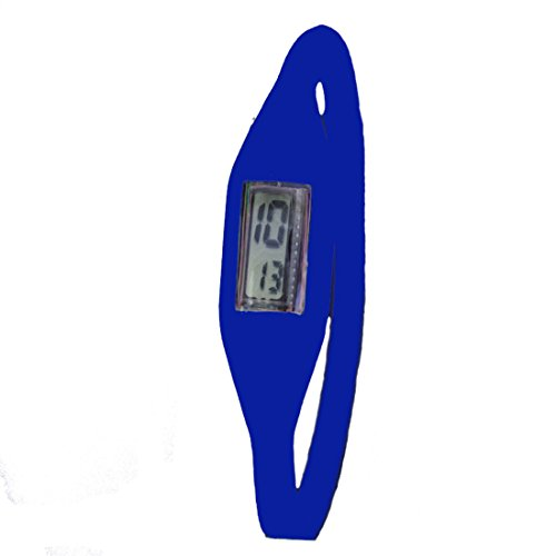 Silicone North Moon Silicone Ion Watch Navy Blue (Multicolor)