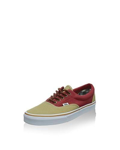 Vans Sneaker [Kaki/Rosso]