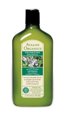Avalon Organics Volumizing Rosemary Shampoo - 11 Oz