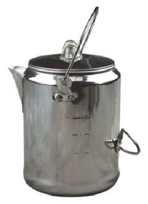 9C ALU Coffee Pot