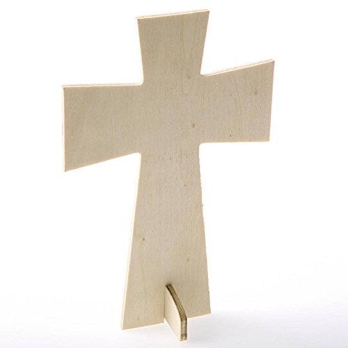 Wooden Cross With Stand