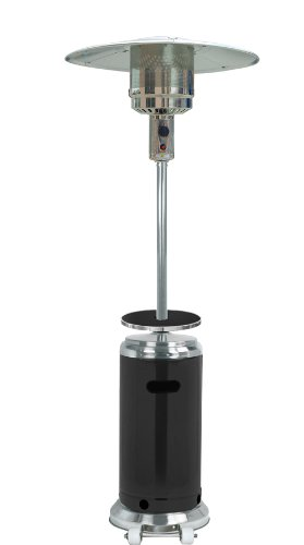 AZ Patio Heaters HLDS01-SSBLT Tall Stainless Steel Patio Heater