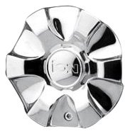 Mr. Lugnut C10198 Chrome Plastic Center Cap for 198 Wheels (Mr. Lugnut)