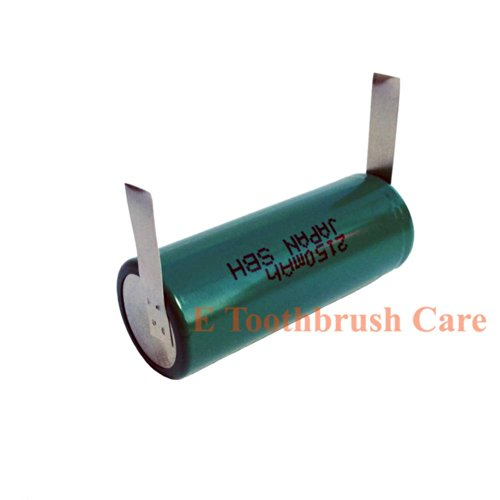 Replacement Battery For Braun Oral-B Triumph Professional Care Toothbrush, 42 Mm L X 17 Mm D