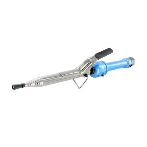 Hot Tools Htbl1140 Blue Ice Titanium Spiral Curling Iron