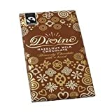 Divine Hazelnut Milk Chocolate