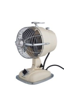 Mini Jet Metal Table Fan