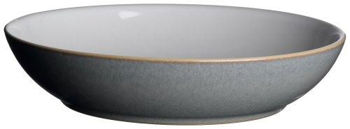 Denby Jet Grey Individual Pasta Bowl front-348216