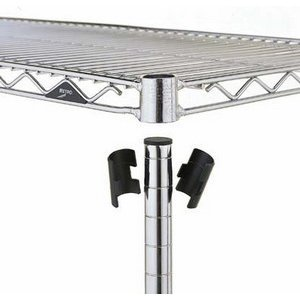 InterMetro Split Sleeves Super Erecta 4/pk Conductive Plast (Metro Plastic Split Sleeves compare prices)