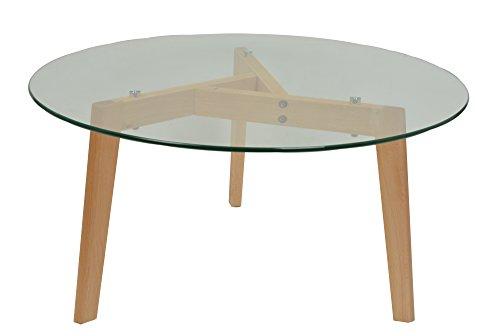 ts-ideen-Glastisch-Beistelltisch-Buchenholz-Fe-8-mm-ESG-Sicherheitsglas-79-cm-Durchmesser