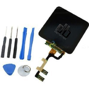Dbpower Replacement Lcd Touch Digitizer Lens Screen Assembly For Ipod Nano 6Th Gen With Tools