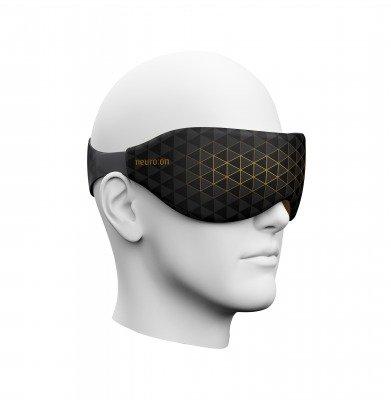 neuro:on 安眠アイマスク ニューローン 2時間睡眠で目覚めスッキリ!魔法の快眠アイマスク