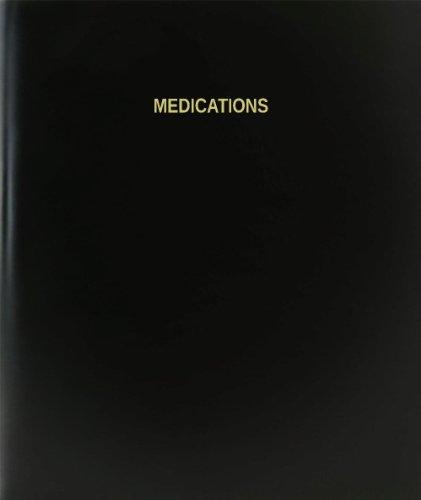 medicamentos-bookfactory-cuaderno-cuaderno-diario-pagina-120-2159-cm-x-2794-cm-negro-tapa-dura-xlog-