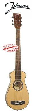 Johnson Trailblazer II Travel Guitar JG-TR6