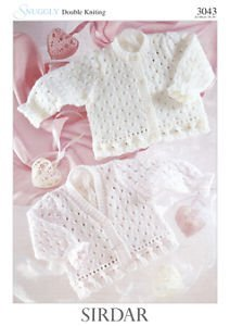Sirdar Snuggly Double Knitting Baby Cardigan Pattern спортивные носки sirdar