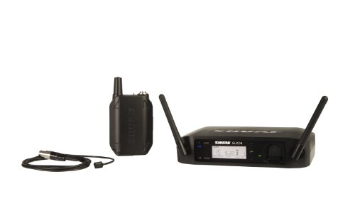 Shure Glxd14/93 Digital Presenter Wireless System With Wl93 Lavalier Microphone, Z2