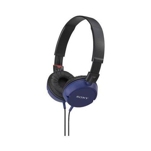 Sony Mdrzx100/Blu Blue Stereo Headphones