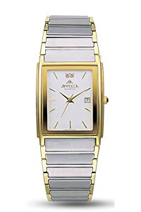 Appella Swiss Made Appella 181-2001 Analogue Quartz Watch