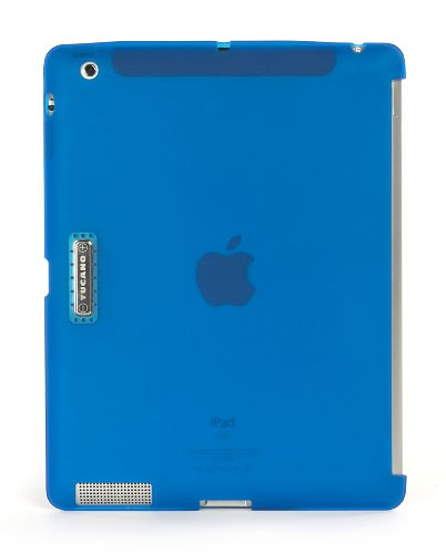 Tucano USA, Inc Compatible Thermo Plastic PolyUrethane Transparent Form Fitting Snap On Back Cover for iPad2 (IPDVE-Z)