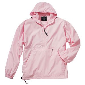 select for newest finest fabrics 100% original Rain Jacket: Women's Pack-N-Go Pullover Jacket, Pink