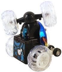 LIB101® Invincible Tornado - Remote Control RC Turbo Twister Stunt Car with Lights and Sound