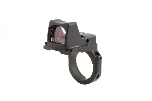 Trijicon Ruggedized Miniature Reflex Sight 8 Moa With Rm38 Acog Mount
