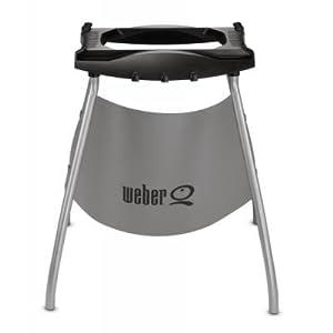 weber 6516 q 100 stand f r weber q 100 q 120 q 140 garten. Black Bedroom Furniture Sets. Home Design Ideas