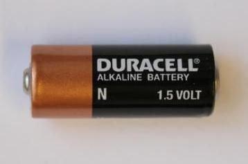 Duracell mN9100 lady pile 1,5 v, 825 mAh
