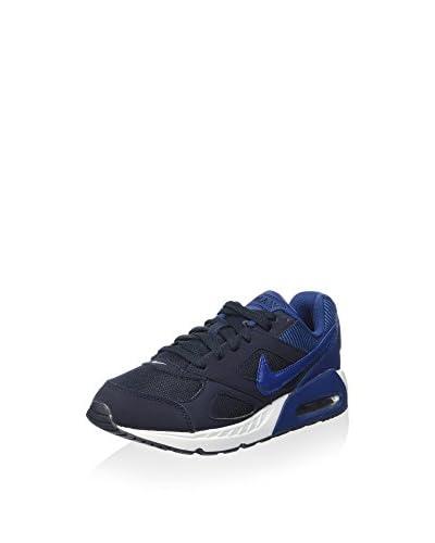Nike Zapatillas 579995-441 Negro / Azul Oscuro