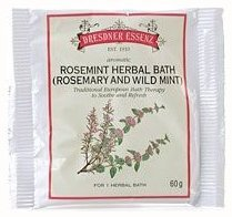 Rosemint Herbal Bath Salts