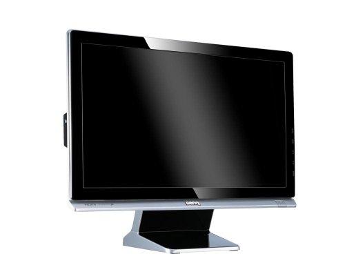 BenQ 24インチ LCDワイドモニタ 1920x1080/D-sub/DVI/グロッシーブラック E2400HD