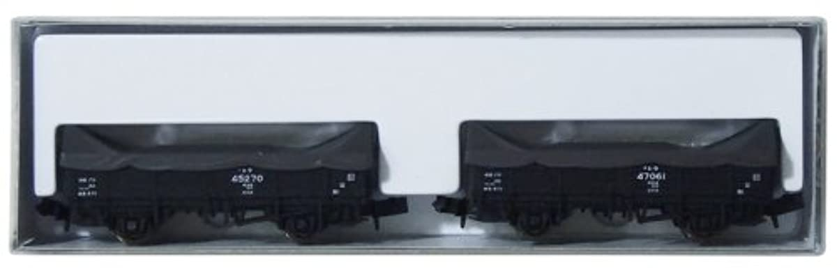 [해외] KATO N게이지 호랑이45000 적하부 2냥입 8027-1 철도 모형 화물차-8027-1 (2014-02-22)