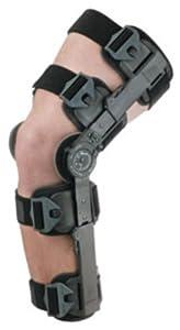 T-Scope ROM Post Op Hinged Knee Brace, Universal Standard by Breg