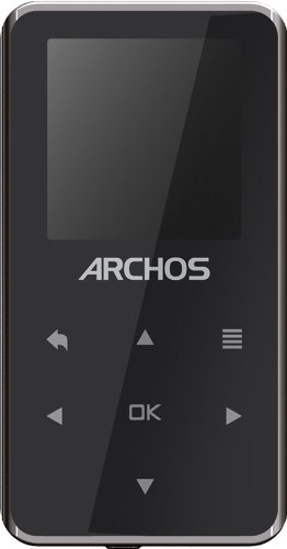 Archos Vision 15 4 GB MP3 Player with 1.5-Inch Screen (Black)