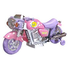 Tweety 6 Volt Super Motorbike With Side Car Ride On